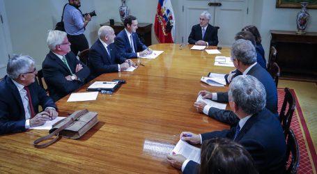 Piñera se reúne con integrantes de Comité Técnico de Acceso Universitario