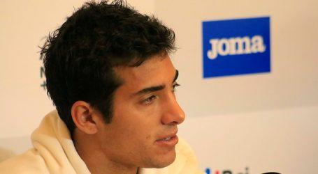 """Cristian Garin: """"Jugar frente a mis amigos y familia me llena de ilusión"""""""
