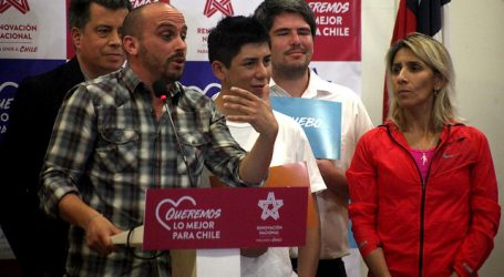 """Plebiscito: Parlamentarios de RN lanzan campaña por el """"Apruebo"""""""