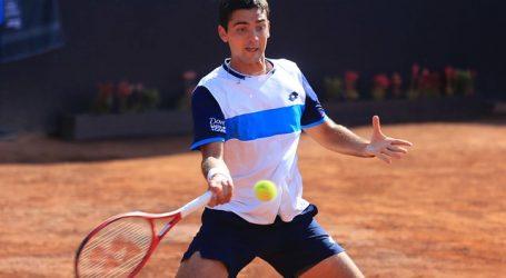 Tenis: Barrios y Tabilo accedieron a semifinales del dobles en ATP de Santiago