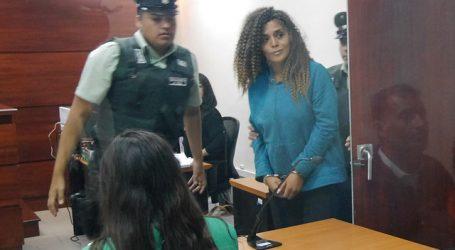 Amplían detención de Katherine Orellana y será trasladada a Rancagua