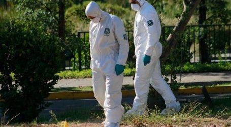 """Gobierno se querella por """"colocación de artefacto explosivo"""" en Vitacura"""