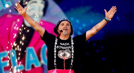 Viña del Mar: Paul Vásquez obtuvo segundo peak más alto entre humoristas