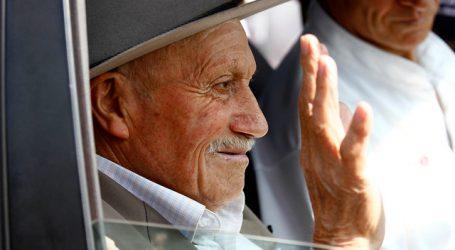 Con presencia de sobreviviente de Milagro de Los Andes despiden a Sergio Catalán