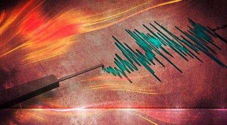 Se registra sismo de menor intensidad en la Región de Tarapacá