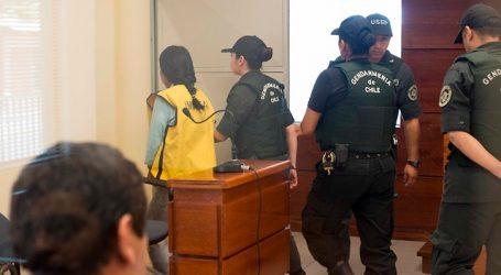 Mujer quedó en prisión preventiva tras ser acusada de asesinar a su ex marido