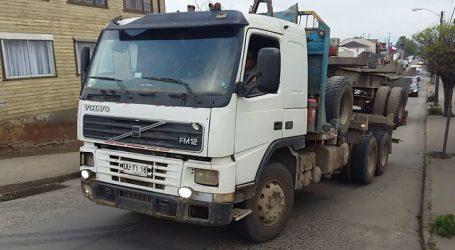 23 años de presidio para hombre acusado por asaltar a camioneros en 3 regiones