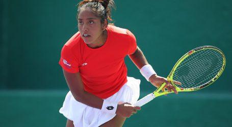 Tenis: Chile buscará esta semana en casa un lugar en la Fed Cup Finals