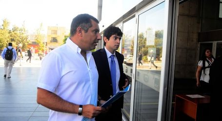 Hasbún se querella por injurias contra empresario Fulgeri
