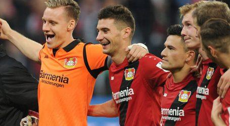Alemania: Charles Aránguiz volvió a ver acción en agónico triunfo del Leverkusen