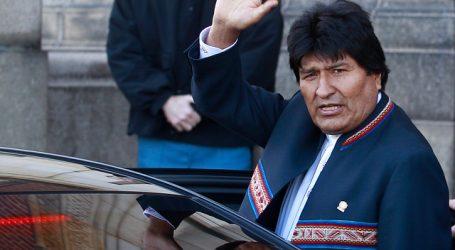 TSE de Bolivia rechaza candidatura a senador de Evo Morales