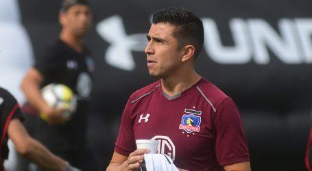 Gonzalo Fierro presenta oferta para jugar en Deportes Colina