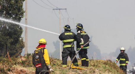 ONEMI reporta seis incendios forestales activos y 21 controlados