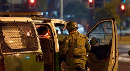 Día del Joven Combatiente: Carabineros reportó más de 50 personas detenidas