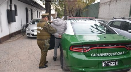 Delincuente fue baleado en La Pintana tras enfrentarse a Carabineros