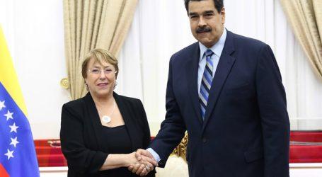 EEUU acusa a Maduro de narcotráfico y ofrece recompensa por su captura