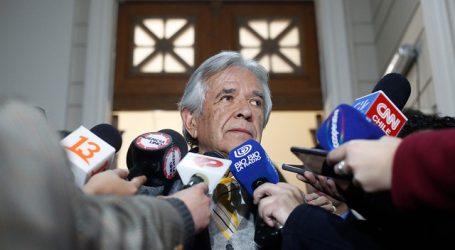 Ministro Carlos Aránguiz rechazó solicitud de extradición de Carlos Cardoen