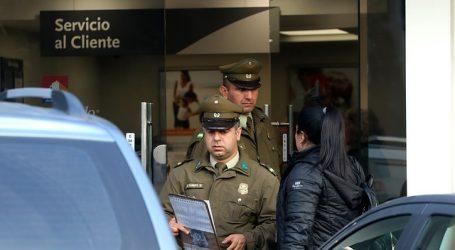Delincuentes roban $170 millones desde un ServiEstado en Maipú