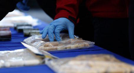 Arica: PDI incauta más de 80 kilos de clorhidrato de cocaína de alta pureza