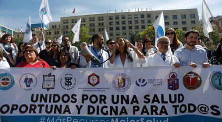 Matronas llaman a participar en huelga general y marcha feminista