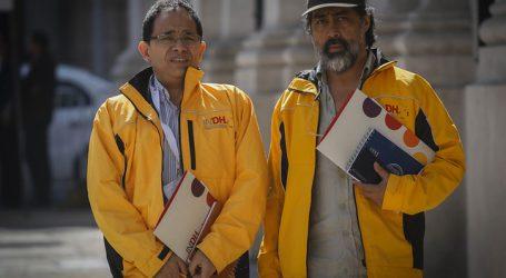 INDH reportó un total de 3.838 personas heridas desde el 17 de octubre pasado