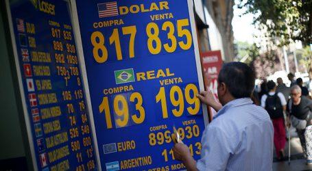 El dólar se sigue disparando en Chile ante un cobre que operó a la baja