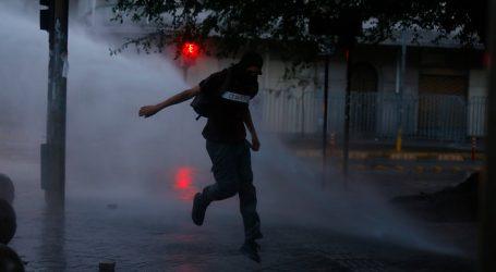 Atacan municipalidad de San Bernardo