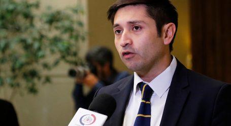 """Diputado Calisto criticó liberación de detenidos de la llamada """"primera línea"""""""