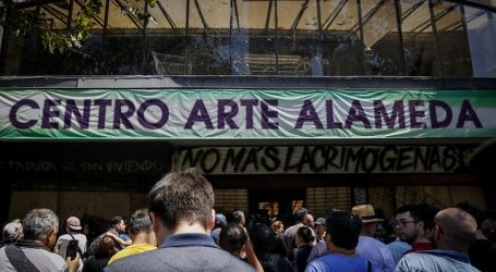 Centro Arte Alameda afirmó que informe no excluye a Carabineros por incendio