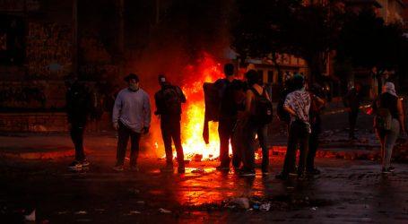 Joven recibió disparo en la cabeza durante manifestaciones en Concepción