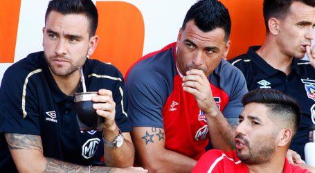 Matías Zaldivia y Esteban Paredes vuelven a ver acción por Colo Colo en amistoso