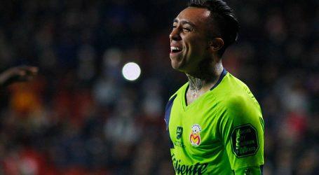 México: Martín Rodríguez marcó en goleada de Morelia sobre Querétaro