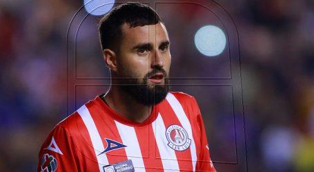 México: Luis Felipe Gallegos jugó los 90′ en derrota de Atlético San Luis