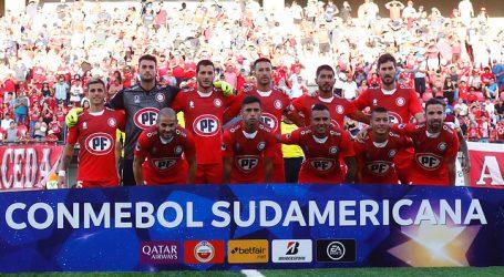 Sudamericana: Unión La Calera recibe fuerte multa de la Conmebol
