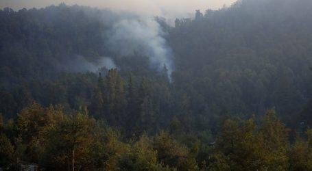 ONEMI reporta 21 incendios forestales activos a nivel nacional