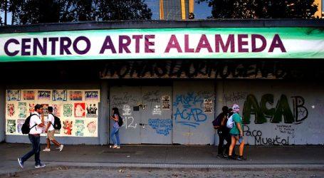 Cine Arte Alameda: Informe de Bomberos no inculpa a Carabineros por incendio