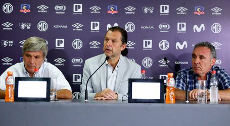 Anibal Mosa viajó a Brasil para convencer a Luiz Felipe Scolari
