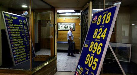El dólar sigue al alza y quedó cerca de su mayor registro histórico en Chile