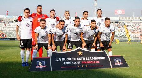 Libertadores: Colo Colo se estrena con derrota ante Wilstermann en Cochabamba