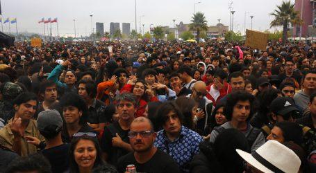 Festival REC: Más de 50 mil personas han rotado en el Parque Bicentenario