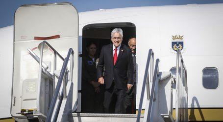 Piñera por marzo: Sí a las manifestaciones pacíficas; no a la violencia criminal