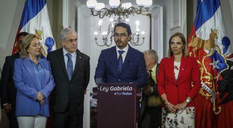 """Senadora Aravena y promulgación de Ley Gabriela: """"Es un día histórico"""""""