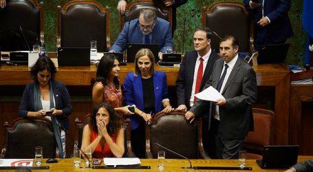 """Plá: """"Todavía tenemos una deuda muy importante con las mujeres de Chile"""""""