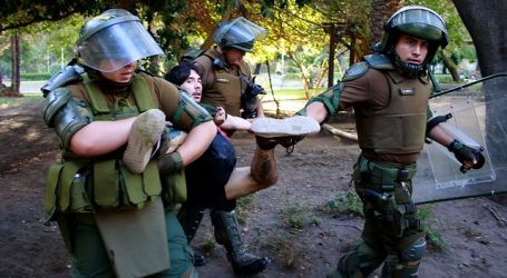 """Guevara y detenidos: """"No son manifestantes, son simplemente delincuentes"""""""