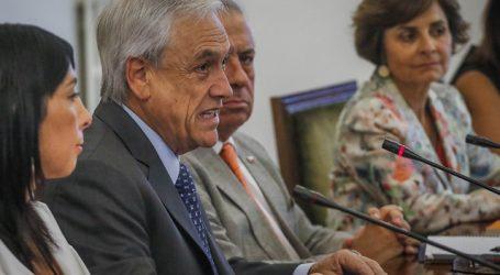 Presidente Piñera informó a intendentes acciones del Gobierno por Coronavirus