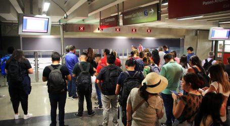 """Metro reconoce """"situaciones complejas"""" ante cierre de estaciones por protestas"""