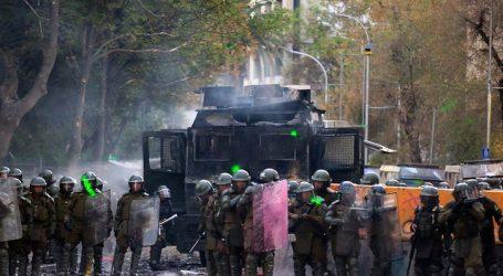 PPD acusa actuar discriminatorio por parte de carabineros en manifestaciones