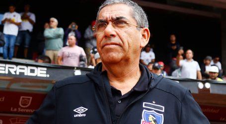 Jara pone en duda titularidad de Barroso y espera contrarrestar al Paranaense
