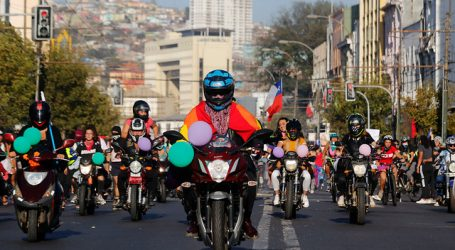 Unas 35 mil personas marcharon en Valparaíso por el 8M