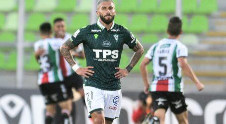 Palestino reaccionó sobre el final y derrota a Santiago Wanderers en Valparaíso